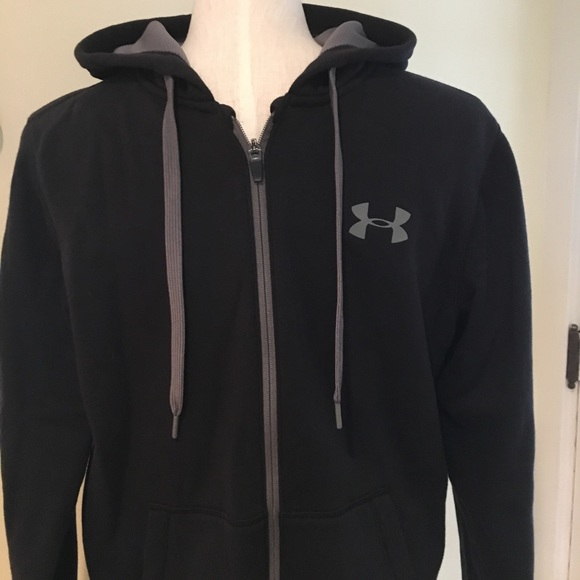 d6c7242a Men's Under Armour full zip hoodie